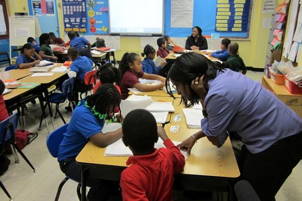 New York City Schools Rubber Room