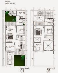 Berkenaan keperluan ruangan tidur yang lebih lega yang memiliki mau lakukan pengembangan rumah ini jadi dua lantai. Pada bagian lantai 2 dipakai untuk terlebih ruangan tidur yang luas serta kamar mandi paling utama