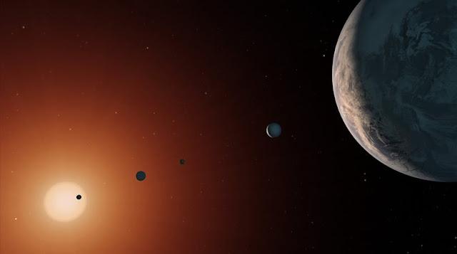 Γεμάτοι νερό τέσσερις εξωπλανήτες στο μέγεθος της Γης