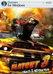 Flatout 3 Chaos y Destruction 2011 PC Full Reloaded 3 DVD5 Descargar