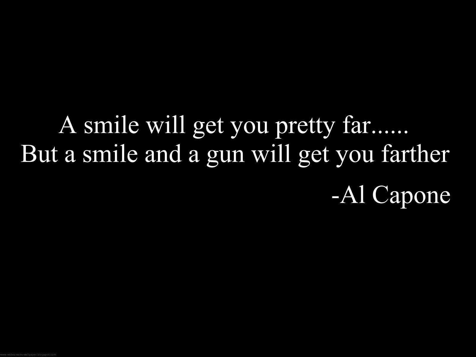 Most Populars Quotes by Al Capone