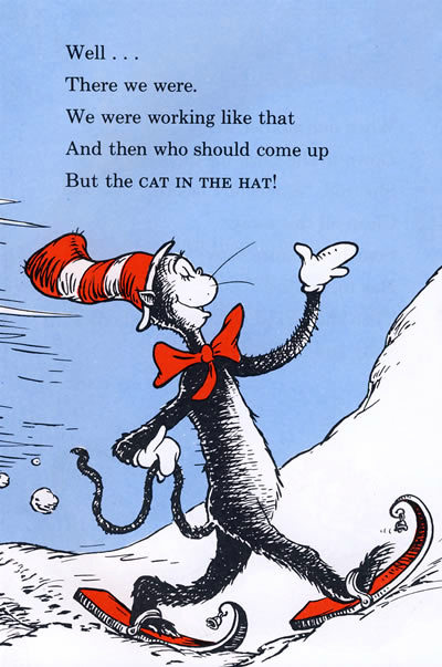 Cat In The Hat Reads