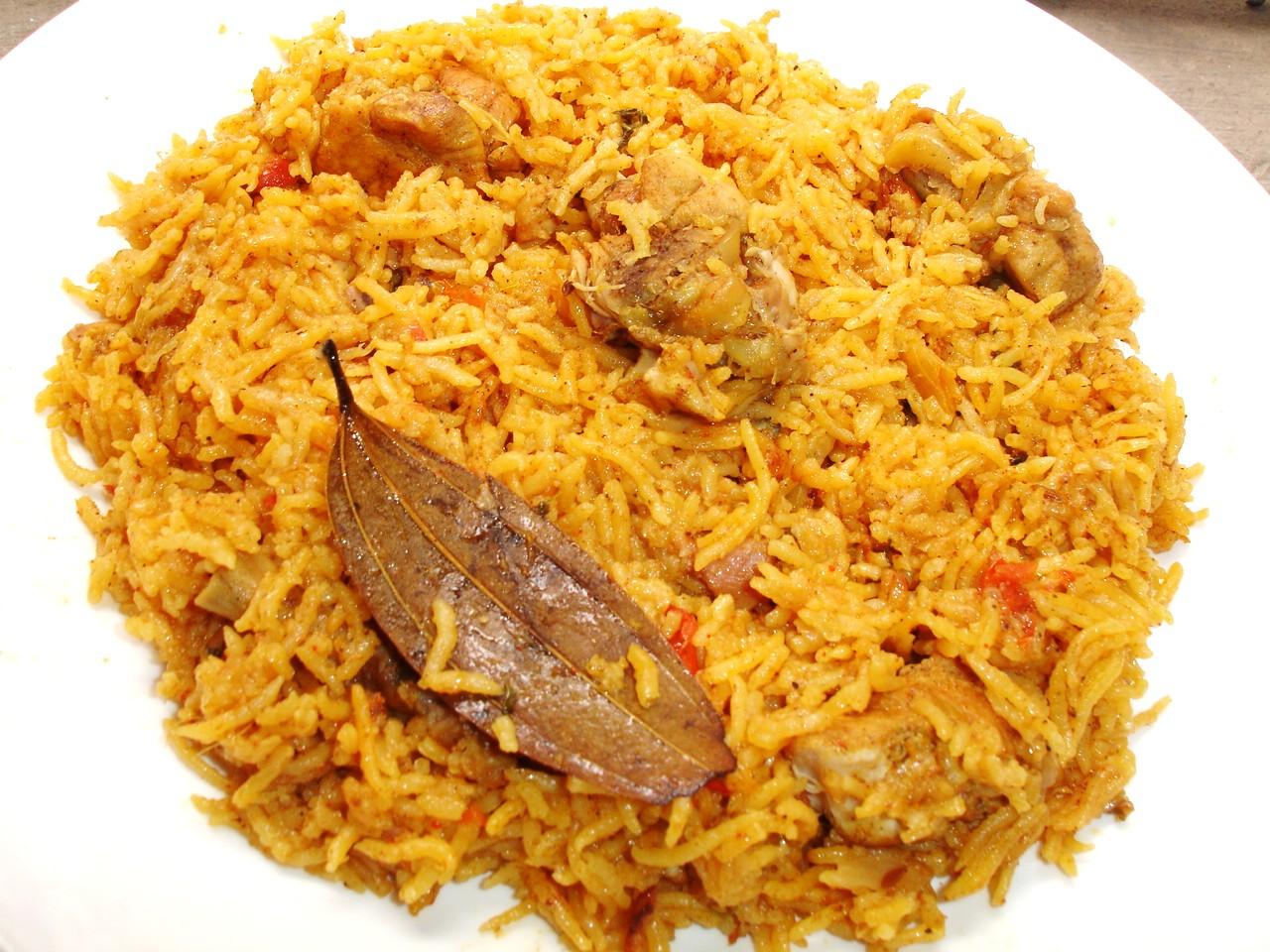Seetha's Kitchen: Chicken Biryani - II