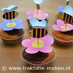 topo de cupcake para imprimir tema jardim encantado dicas pra mamãe