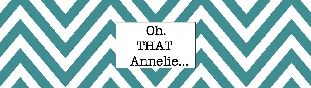 Oh. THAT Annelie...