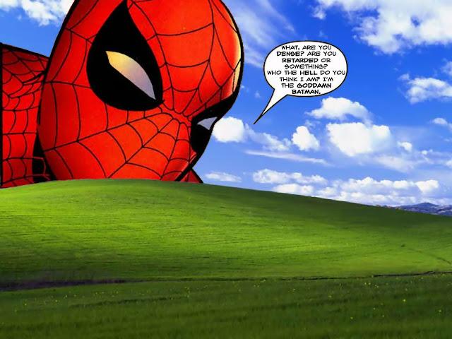 Papel de Parede da Semana - Homem-Aranha no Windows