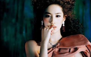 Crystal Liu Yi Fei (劉亦菲) Wallpaper HD 6
