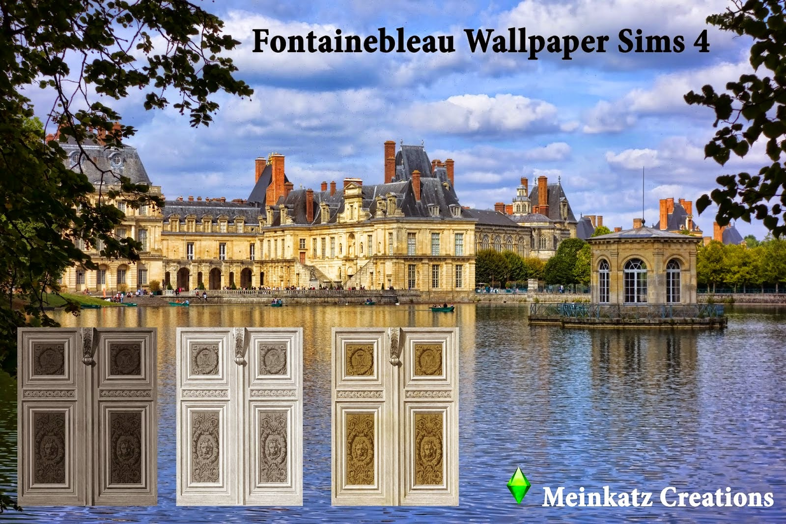 Sims 4 mods traits downloads 187 sims 4 updates 187 page 58 of 100 - Fontainebleau Wallpaper By Nicolas Lavigne