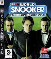 World Snooker Championship 2007 – PS3