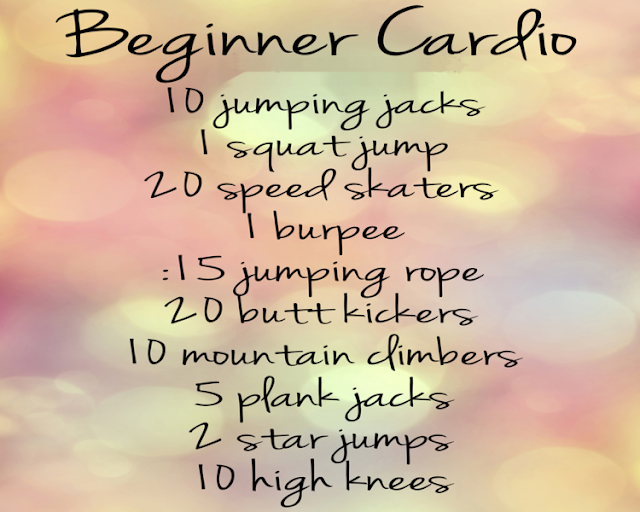 Beginner Cardio Workout Routines