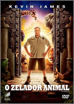 Filme O Zelador Animal Dublado AVI BDRip