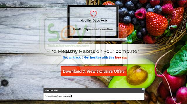 Healthy Days Hub (Adware)