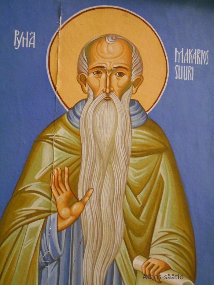 Pyhä Makarios Suuri