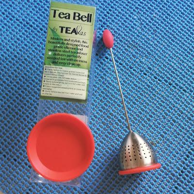#TeaVasTeaBell Loose Leaf Tea Infuser / Steeper / Strainer