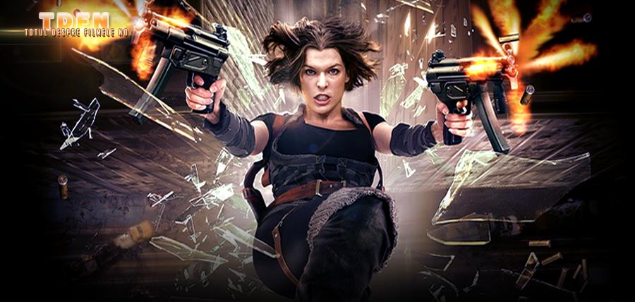Milla Jovovich confirmă începerea producţiei pentru filmul Resident Evil 6