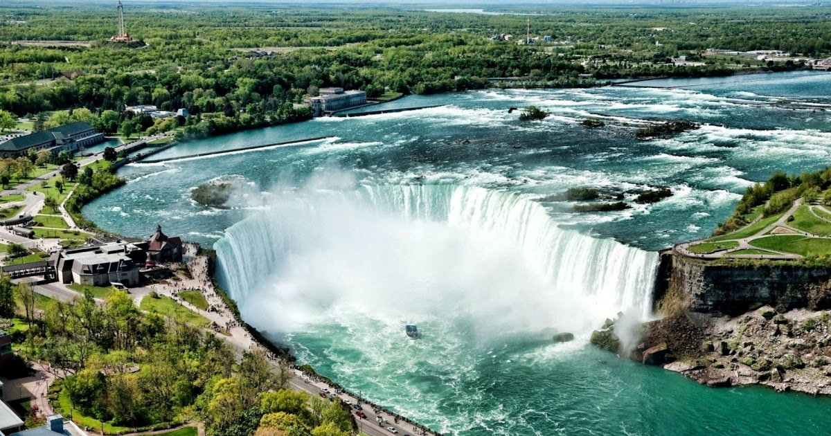 niagara waterfall hd wallpaper this wallpapers