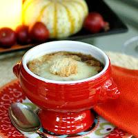 Onion Soup Gratin
