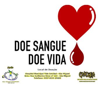 Campanha Ajude a Salvar Vida