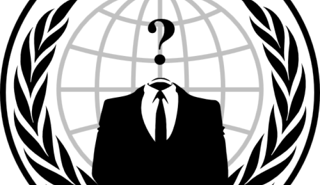 Who are the anonymous group?