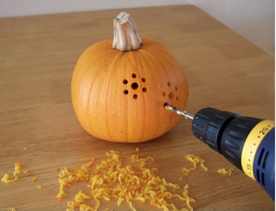 Pumpkin Carving and Decorating Ideas for Halloween