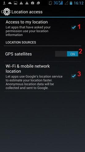 Tối ưu định vị Google Maps cho iOS & Android 6