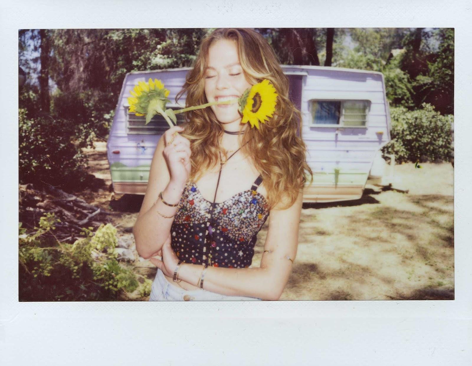 New Shoot For Vanessa Mooney Jewelry