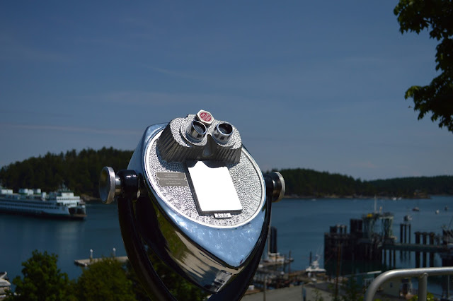 Friday Harbor binoculars.