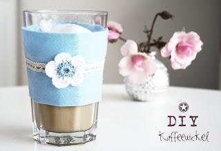 DIY Kaffewickel
