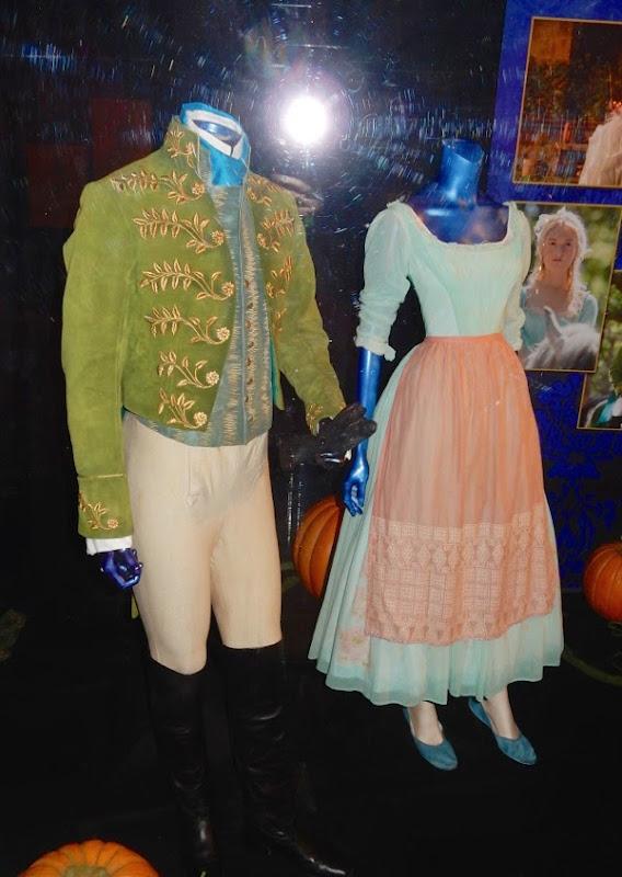 Cinderella film costumes
