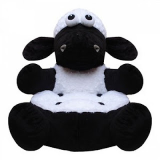 Contoh Boneka Shaun The Sheep