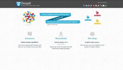 DropIt, File Management