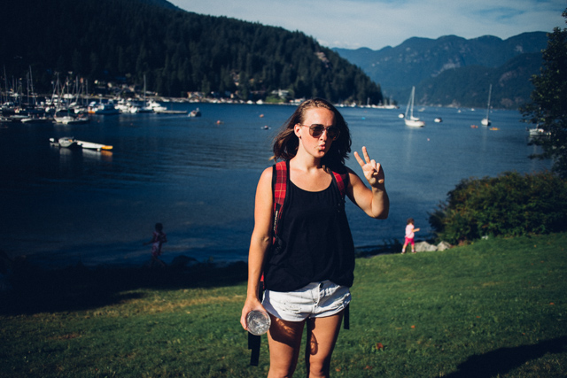 Summer photo diary from In My Dreams, Canadian style and fashion blogger based out of Vancouver.