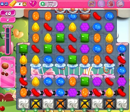 Candy Crush Saga 579