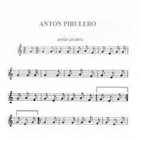 Juego Antón, Antón, Antón, Pirulero
