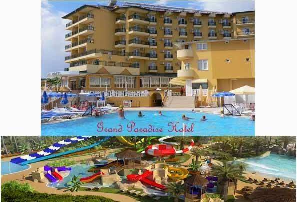 Hotel Grand Paradise Lembang