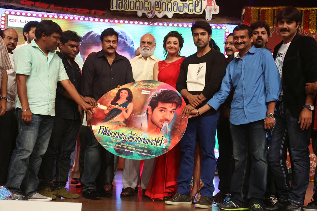 Govindudu Andarivadele Audio Release photos-HQ-Photo-16