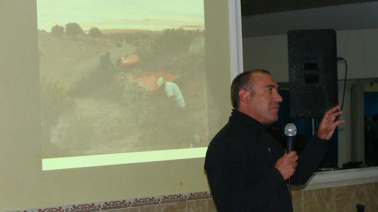 Pablo Federico Cañarte González: Chile.