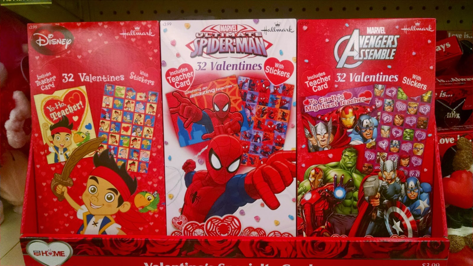 Sommerjam: Valentine\'s Comes To Rite Aid!