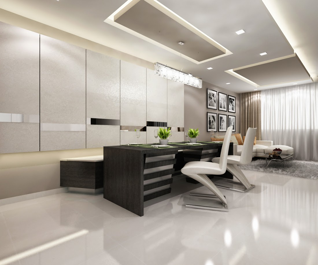 Interior design guide hdb 4 rooms bto modern contemporary for Hdb minimalist interior design