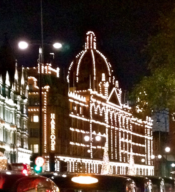 Harrods a night