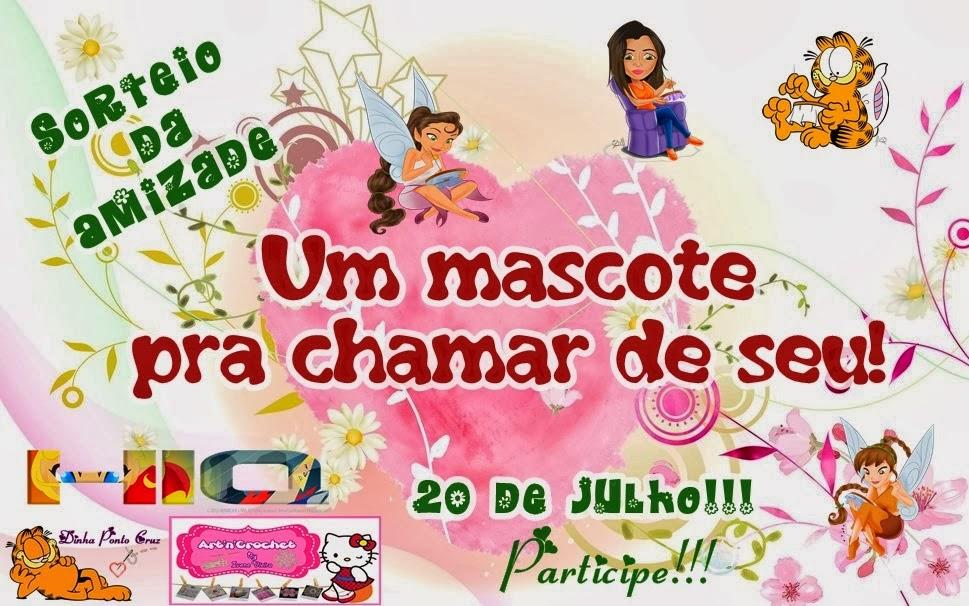 Sorteio Dinha Ponto E Art´n Crochet