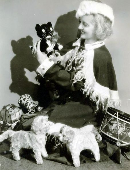 Bette Davis Christmas