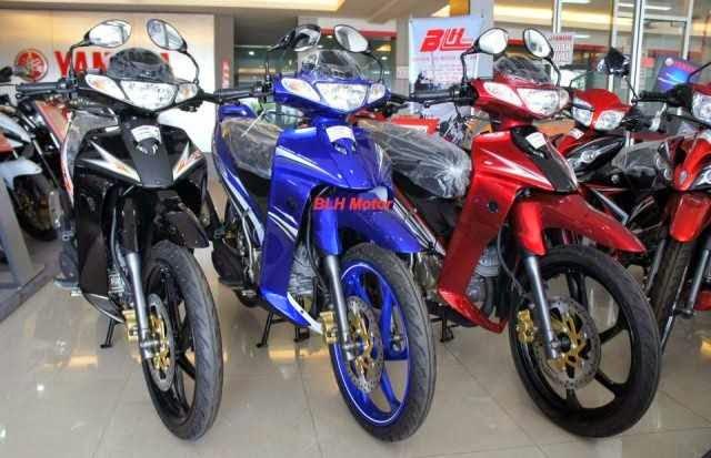Gambar motor Yamaha 125ZR