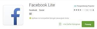 Face Book Lite