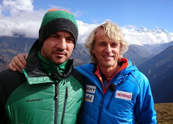 Bisbal en el Himalaya
