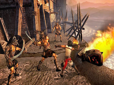 Prince of Persia Les Sables du Temps Screenshot 3