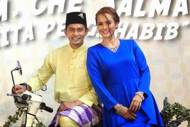 Almy Nadia Tak Suka Bau Nasi