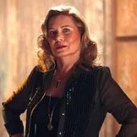 Vera Fischer está insatisfeita com personagem em Salve Jorge