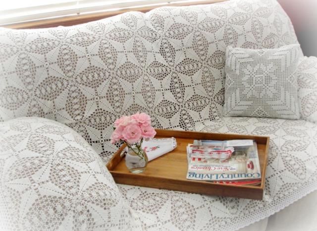 Lacy Crochet May 2012