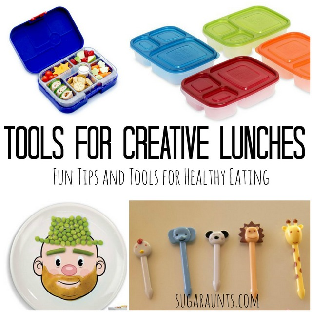 Kids will love a lunch packed with these fun items.